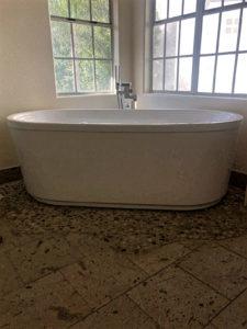 freestanding bathtub remodel