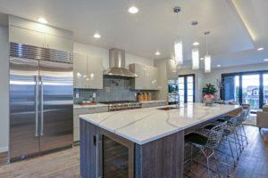 Elite Living Remodeling Quartz Countertops Kitchen Remodel