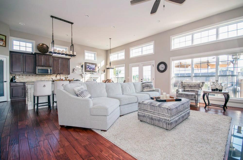 Elite Living Remodeling Open Concept Design Floorplan